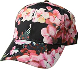 Collection XIIX - Floral Silk Baseball