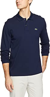 Lacoste Men's Ls Classic Fit Polo