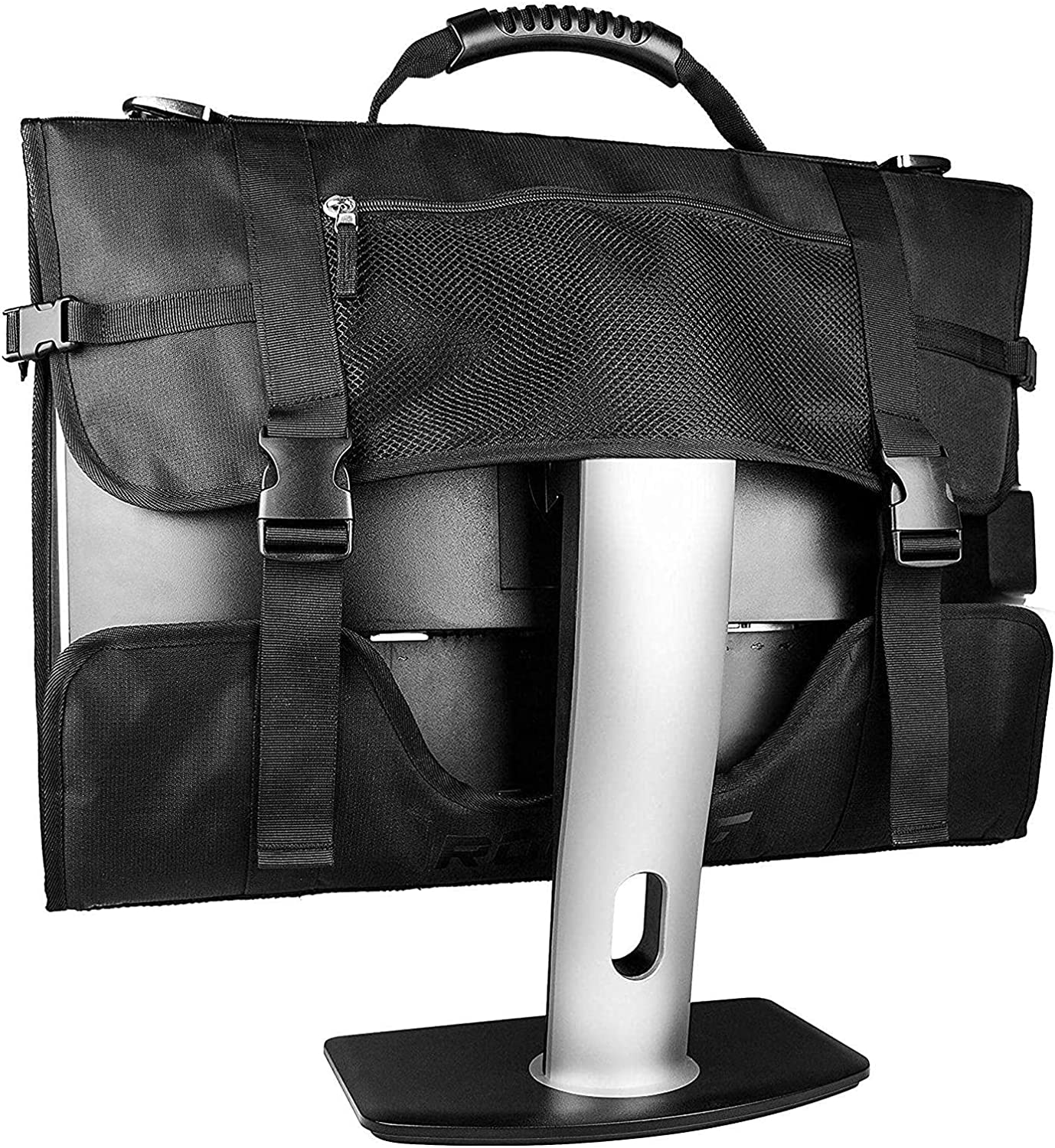 Travel Carrying Case Compatible with All-in-One Computer 23