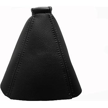 Funda para Palanca de Cambio 100/% Piel Color Negro 2007-2010 Para FORDC-MAXI Modelos FL