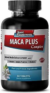 Maca powder raw - Maca Plus Complex - Enhances energy (1 Bottle - 60 Tablets)