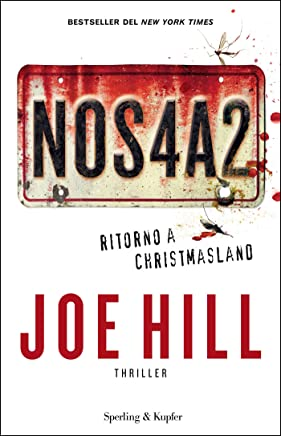NOS4A2 (versione italiana): Ritorno a Christmasland