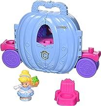 Fisher-Price Little People Disney Princess, Cinderella's Carriage