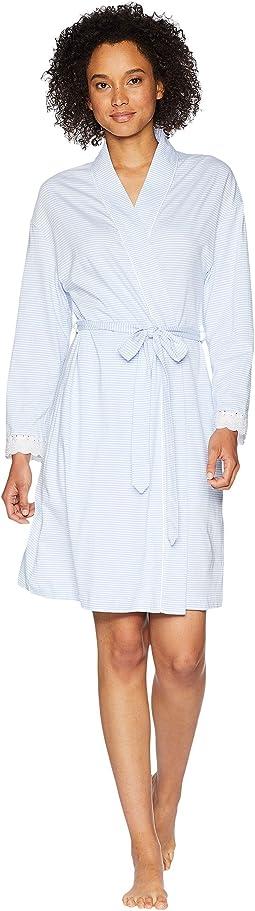 Yummie by heather thomson pima jersey short robe at 6pm.com 16a7f8fad