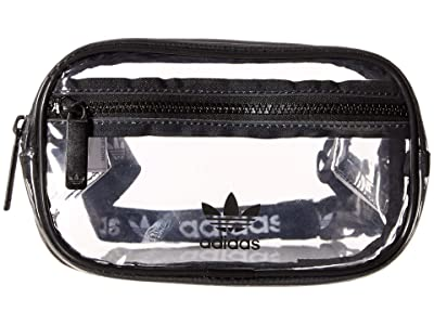 adidas Originals Originals Clear Waist Pack (Black) Day Pack Bags