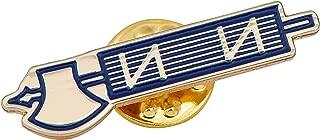Desert Cactus Phi Beta Sigma Fraternity Lapel Pin Enamel Greek Formal Wear Blazer Jacket Sigma (Axe Pin)
