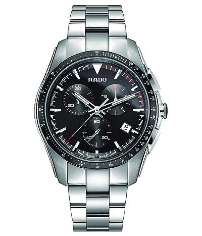RADO Hyperchrome Chronograph Quartz R32259153 (Black) Watches