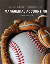 Managerial Accounting, 4th Edition