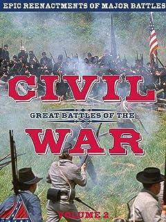 Great Battles of the Civil War: Volume 2