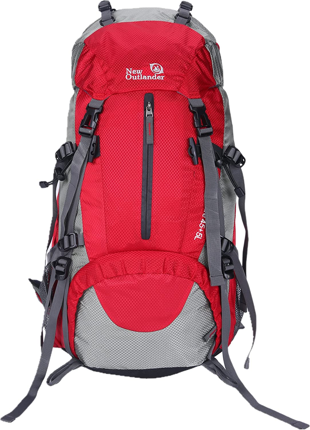 Unistrengh Hiking Backpack Max 47% Max 86% OFF OFF Nylon 50 Backpa Liter Water-resistant