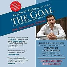 Best the goal goldratt audiobook Reviews