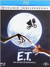 E.T. the Extra-Terrestrial [Blu-Ray] (English audio. English subtitles)