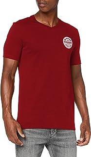 G-STAR RAW Originals Logo Slim Camiseta para Hombre