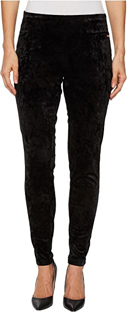 Ivanka Trump - Velvet Pull-On Pants