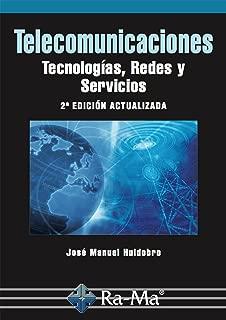 Telecomunicaciones. Tecnologías, Redes y Servicios. 2ª edición actualizada (Profesional) (Spanish Edition)