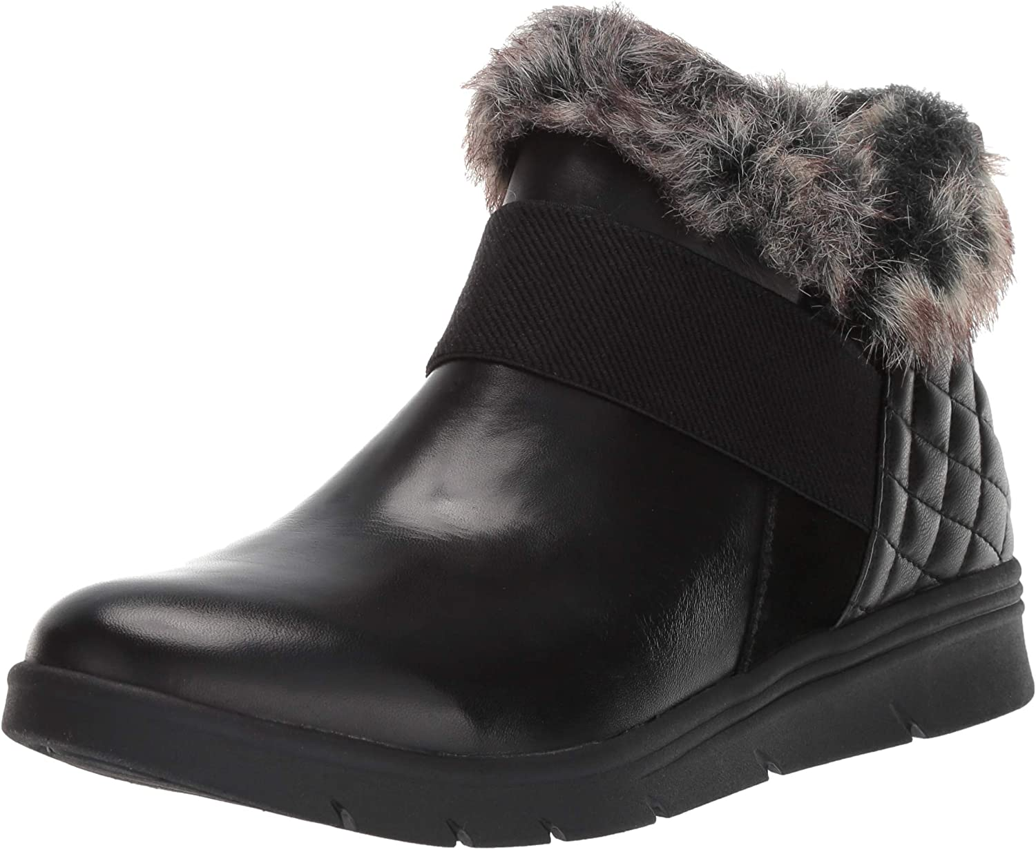 Easy Spirit Womens Grizzly Ankle Boot