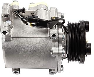 ECCPP A/C Compressor with Clutch CO 10596AC fit for 1998-2007 D-odge Stratus M-itsubishi Eclipse Galant Lancer 1.5L 1.8L 2.0L 2.4L