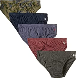 Heritage 5-Pack Low Rise Brief