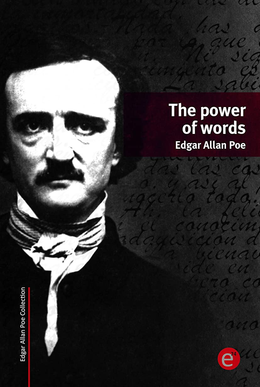 耐久粗い繕うThe power of words (Edgar Allan Poe Collection Book 1) (English Edition)