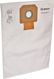 Bosch VB090F 5-Pack Fleece Filter Bag for use with VAC090 Dust Extractor, 9-Gallon