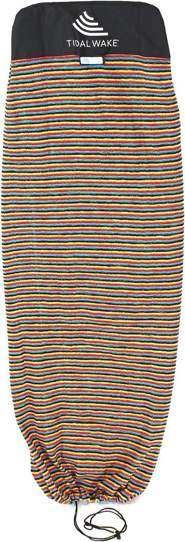 147,3 cm Personalisieren Sie mit Ihrem Namen Tag Your Bag Tidal Wake TAG-IT Snub Nose Surf /& Wake Board Sockentasche mit integriertem Namensschild