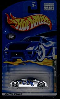 Hot Wheels 2001-062 Anime Series Ford Gt-90 2/4 1:64 Scale