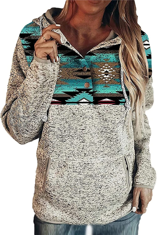Women's Over item handling Hoodie Sweatshirt Casual Pullover Tunic Top Excellent Sleeve Long