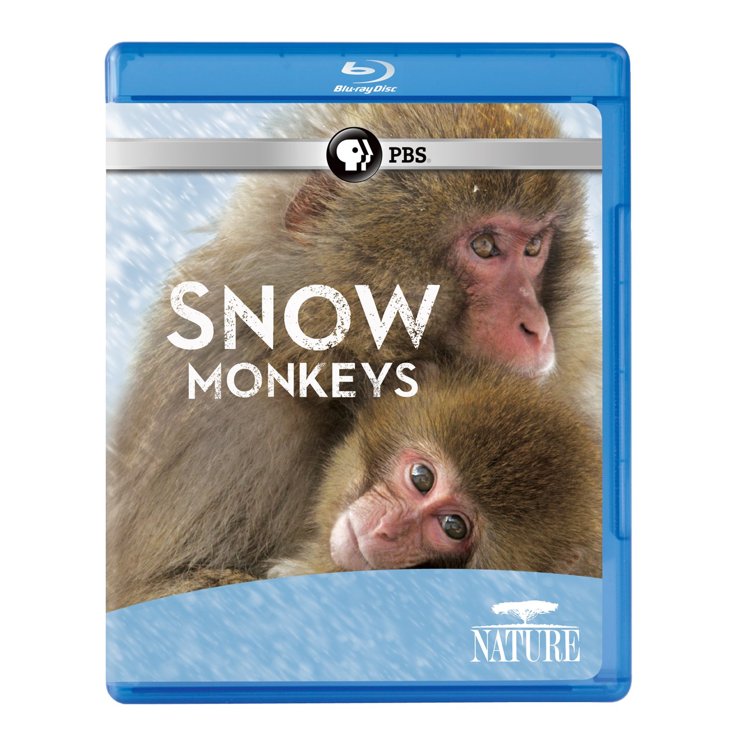 Time sale Nature: Snow OFFicial Monkeys Blu-ray