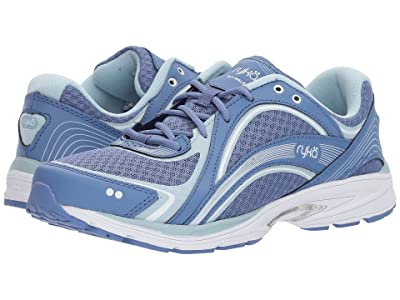 Ryka Sky Walk (Colony Blue/Soft Blue/Chrome Silver) Women