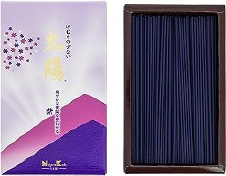 太陽 紫 バラ詰