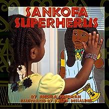 Sankofa SuperHerus: Volume 1