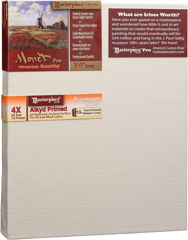 Cheap Masterpiece Artist Canvas MY-4563 Monet Pro Deep 1-1 Denver Mall x 45