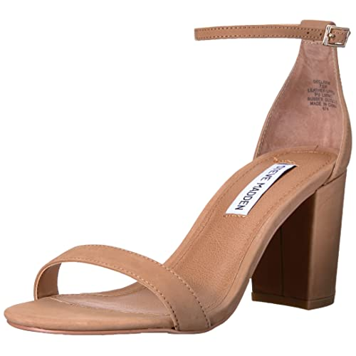 d2b655437e7 Brown Block Heel Sandals: Amazon.com