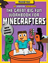 The Great Big Fun Workbook for Minecrafters: Grades 3 & 4: An Unofficial Workbook PDF