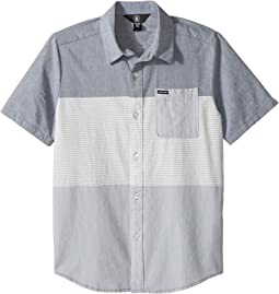 Volcom Kids - Crestone Short Sleeve Shirt (Big Kids)
