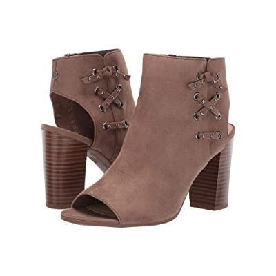 Circus by Sam Edelman Edna (Dark Taupe Microsuede) Women