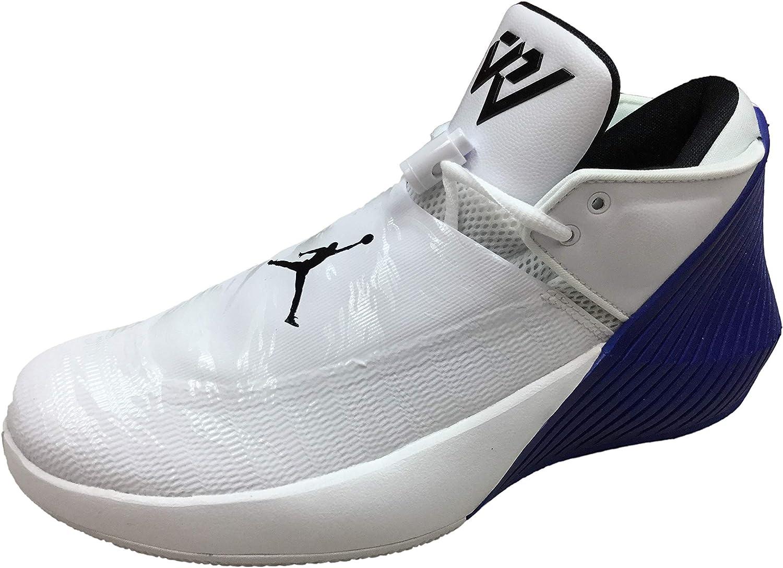 Jordan Why Not Zer0.1 Low TB White Black-Hyper Royal