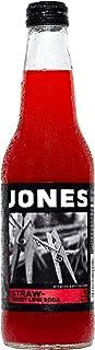 Jones Soda 12-Pack of Strawberry Lime Jones Pure Cane Soda