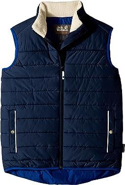 Jack Wolfskin Kids - Black Bear Insulated Vest (Infant/Toddler/Little Kids/Big Kids)