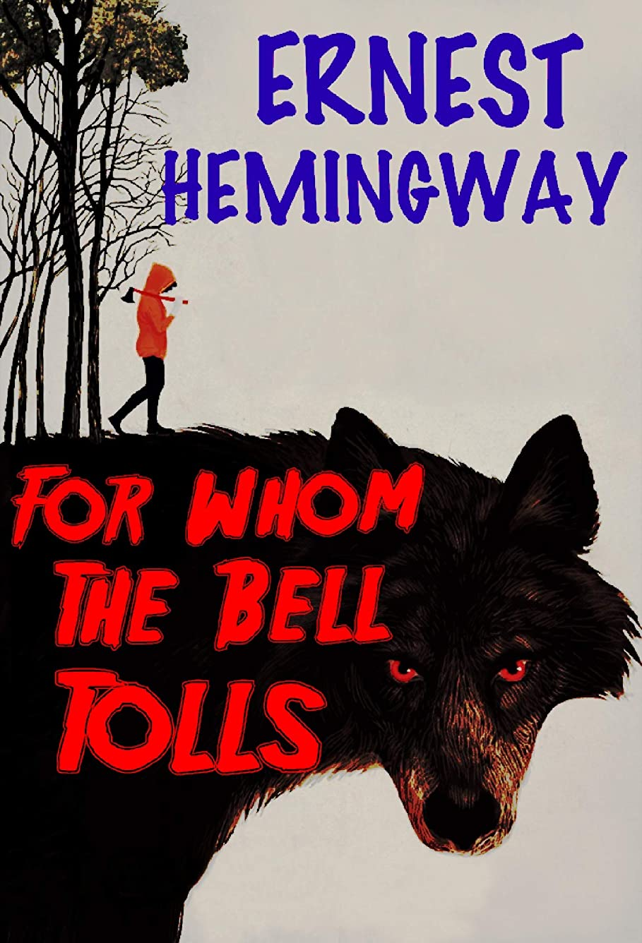 頂点忠誠宗教的なFor Whom the Bell Tolls (English Edition)