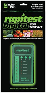digital soil n p k tester