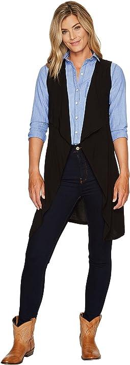Wrangler - Drapey Vest