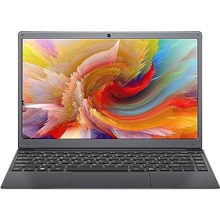 """BMAX S13 Ordenadores Portátiles, 13.3"""" Windows 10 Laptop, N4020 6GB LPDDR4 de RAM, 128GB SSD de Almacenamiento, QWERTY Diseño de Teclado Americano, BT4.2, USB 3.0, 2.4GHz/5.0GHz"""