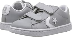 Converse Kids - PL 76 Foundational Leather 2V Ox (Infant/Toddler)