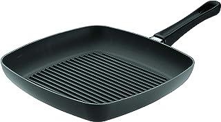 Scanpan Classic 10-1/2-Inch Square Grill Pan, 10.5 Inch, Black