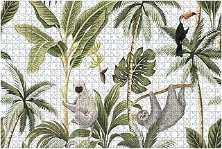 1000ピース ジグソーパズル 風景 みつりん ジャングル 叢 密林 草叢 えがら がた がら きかん きはん 子供 おもちゃ 室内 プレゼント 誕生日プレゼント 女の子 男の子 知育玩具