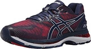 ASICS Men's Gel-Nimbus 20 Running Shoe, Indigo...