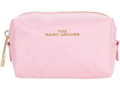 Marc Jacobs The Beauty Small Cosmetic (Pixie Pink) Bags