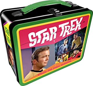 Aquarius Star Trek Retro Gen 2 Tin Storage Fun Box