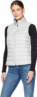 Amazon Essentials Women's Lightweight Water-Resistant Packable Down Vest